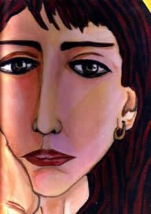 la tristeza de Andrea Astorga